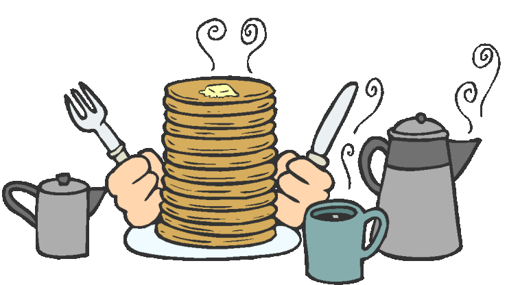 Pancake Clipart Free Clipart Images