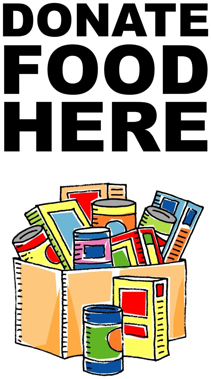 Food Pantry Donations Clipart