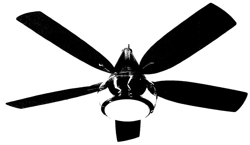 Patent Usd Combination Ceiling Fan And Light Fixture