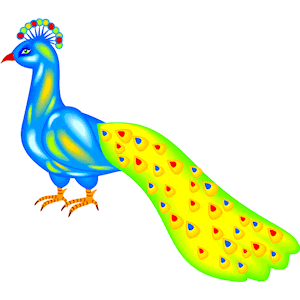 Peacock Clip Art Clipart Pictures