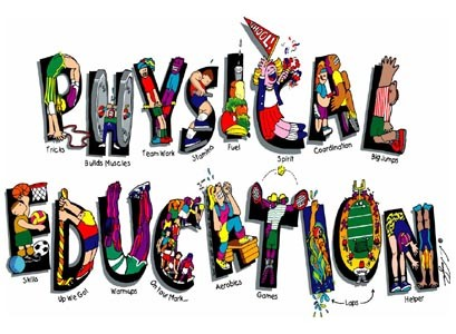 Physical Education Clipart Free Clip Art Images