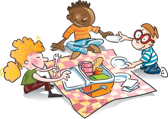 Picnic Clipart Free Nutrition And Healthy Food Clipart