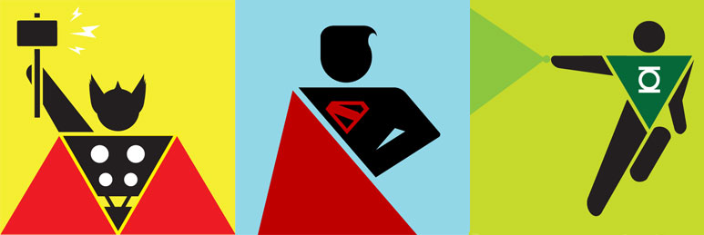 Pictogram Superheroes Teddy Hahn Wgsn Insider