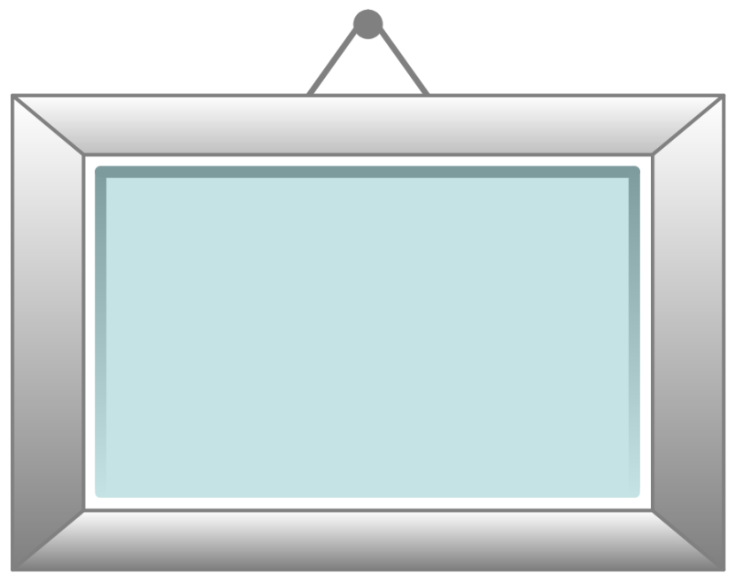 Picture Frame Clipart Vector Clip Art Online Royalty Free Design