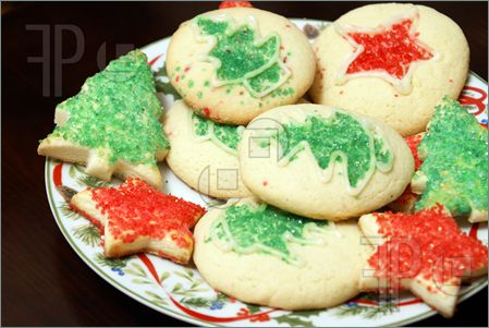 Picture Of Christmas Cookies