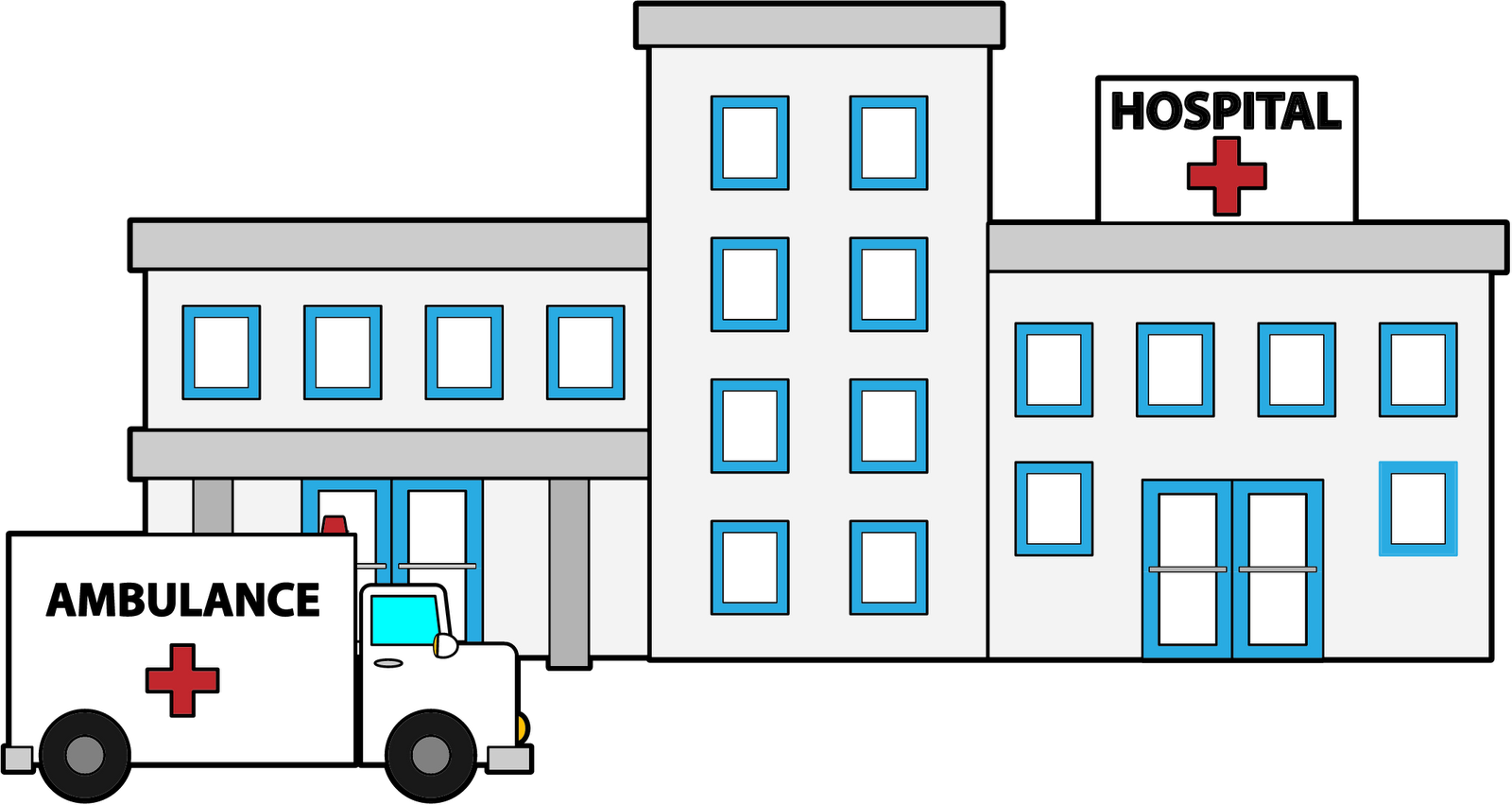 Pictures Of A Hospital