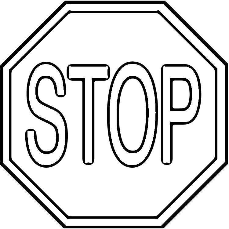 Pictures Of A Stop Sign