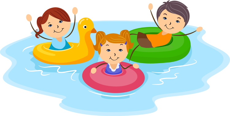 Pictures Of Children Swimming