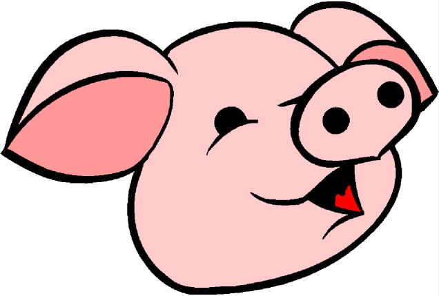Pig Face Clipart Free Clip Art Images