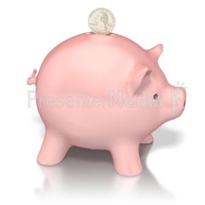Piggy Bank Deposit Business And Finance Great Clipart For