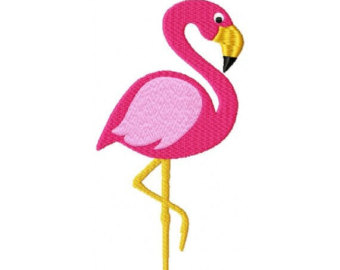 Best Flamingo Clipart #6833 - Clipartion.com