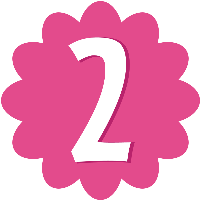 Number 2 Clipart - Clipartion.com