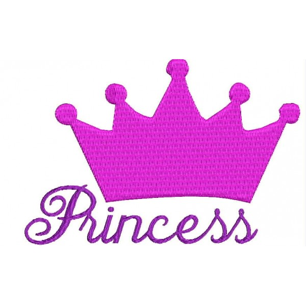 Pink Princess Crowns Logo Free Clipart Images