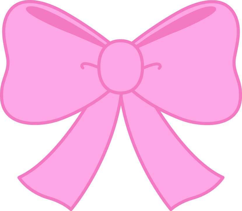 Pink Ribbon Clip Art Black And White Gallery