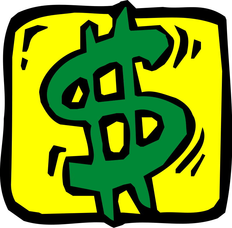 Pix For Gt No Money Sign Clip Art