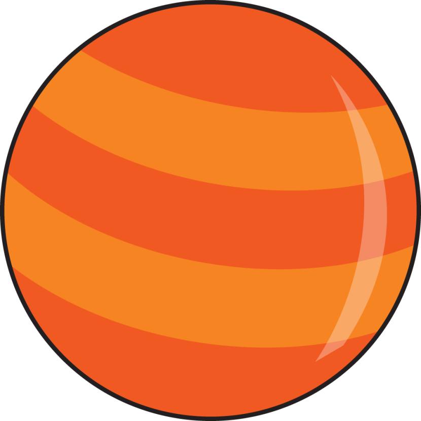 Planet Mars Clipart