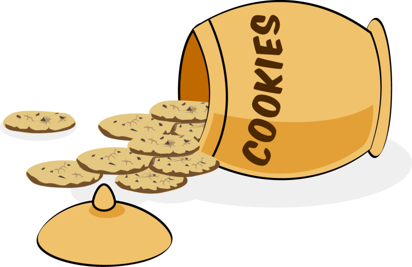 Plate Of Cookies Clipart Free Clipart Images
