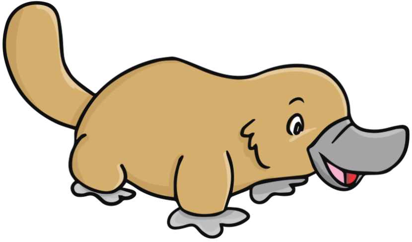 Platypus Clipart Free Free Clipart Images