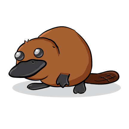Platypus3 Png