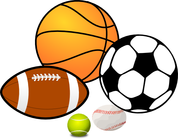 Play Sports Clip Art At Vector Clip Art