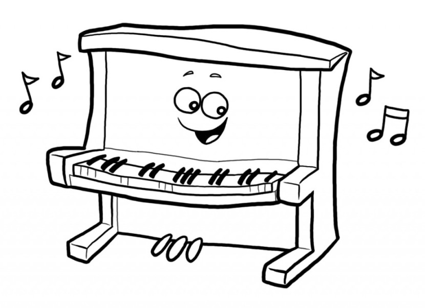 Playing Piano Clipart Free Clip Art Images