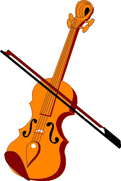 Playing Violin Clipart Free Clip Art Images