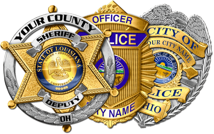 Police Badge Clipart Free Clipart