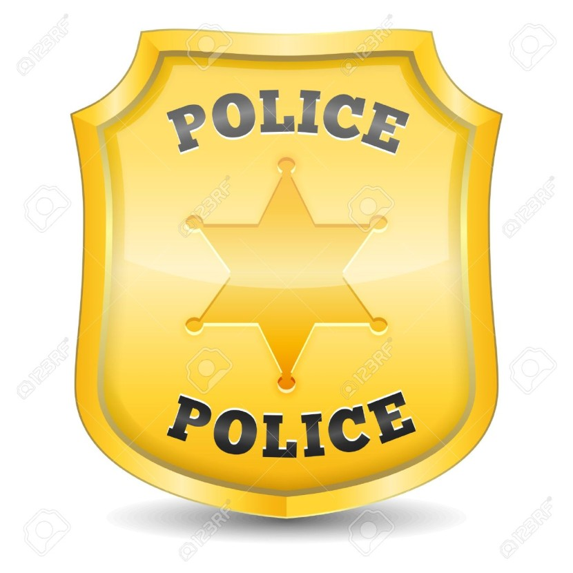 Police Badge Images Cartoon Imagebasket Net