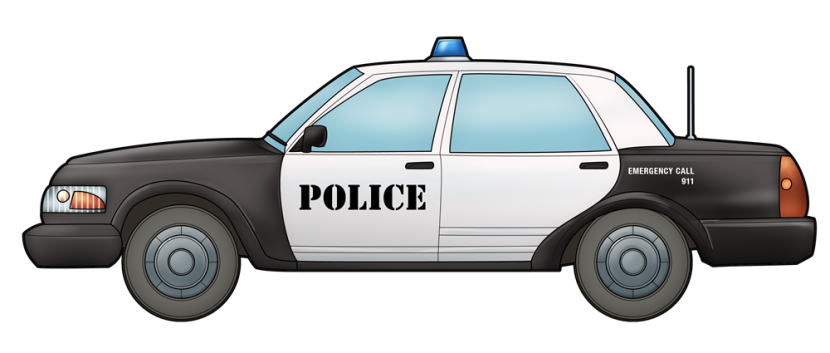 Police Car Clip Art - Clipartion.com
