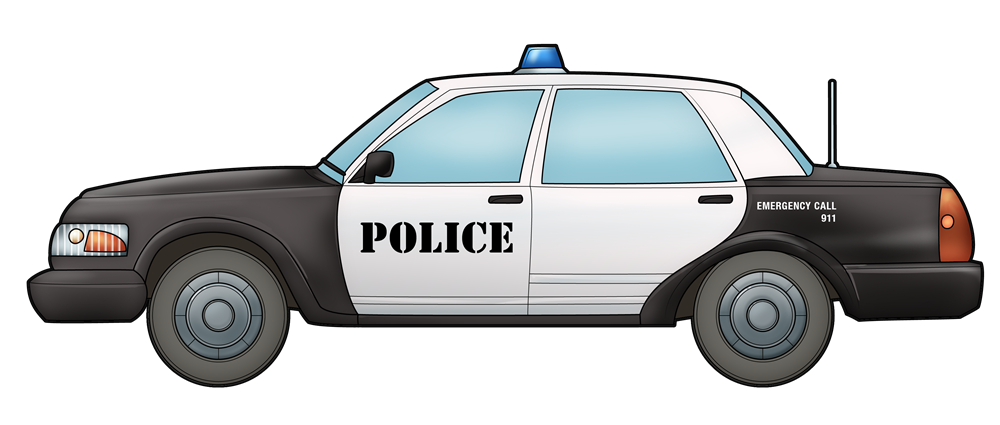 Best Police Car Clip Art #19200 - Clipartion.com