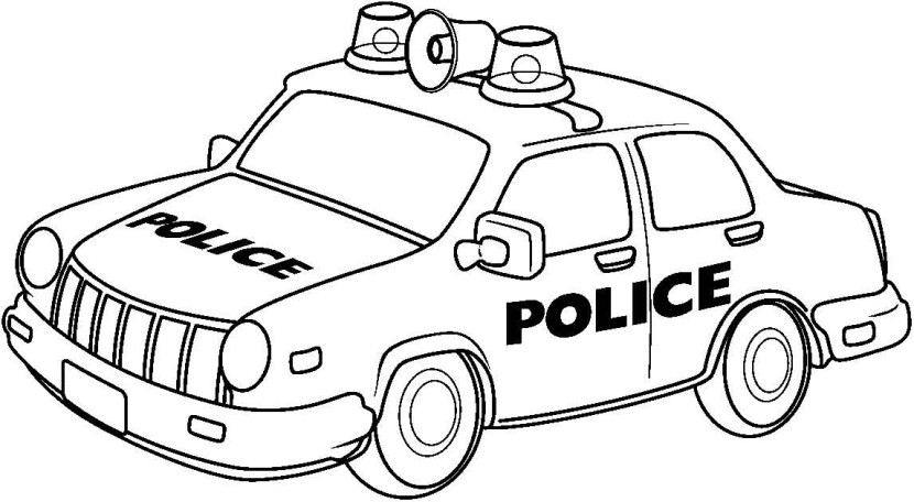 Best Car Clipart Black And White 13189
