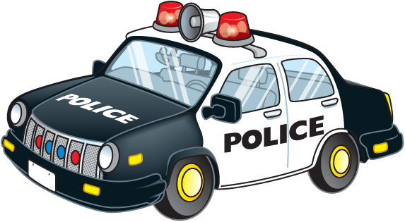 Police Car Pictures For Kids