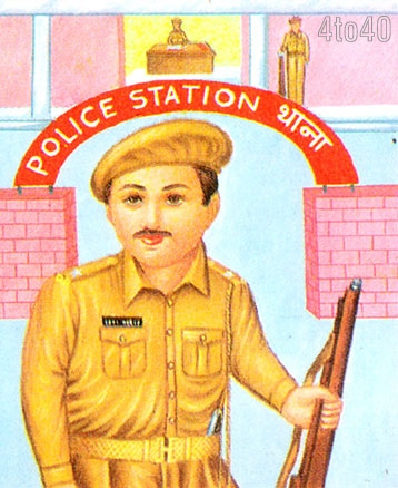 Police Station Image Delhi Photograph Police Station Picture