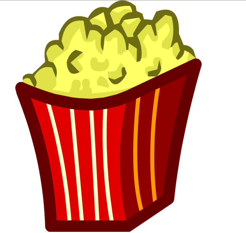 Popcorn Clip Art - Clipartion.com