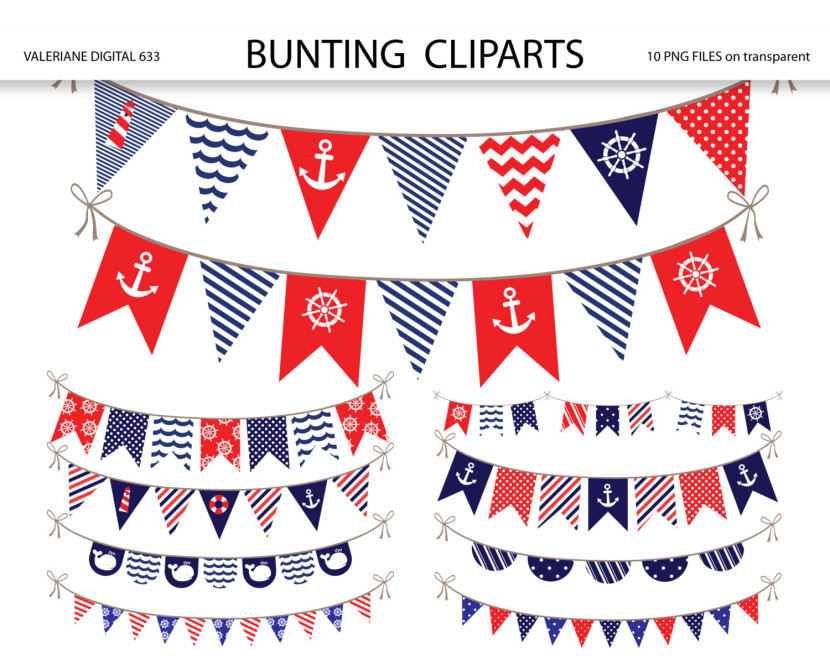Popular Items For Nautical Clipart On Etsy