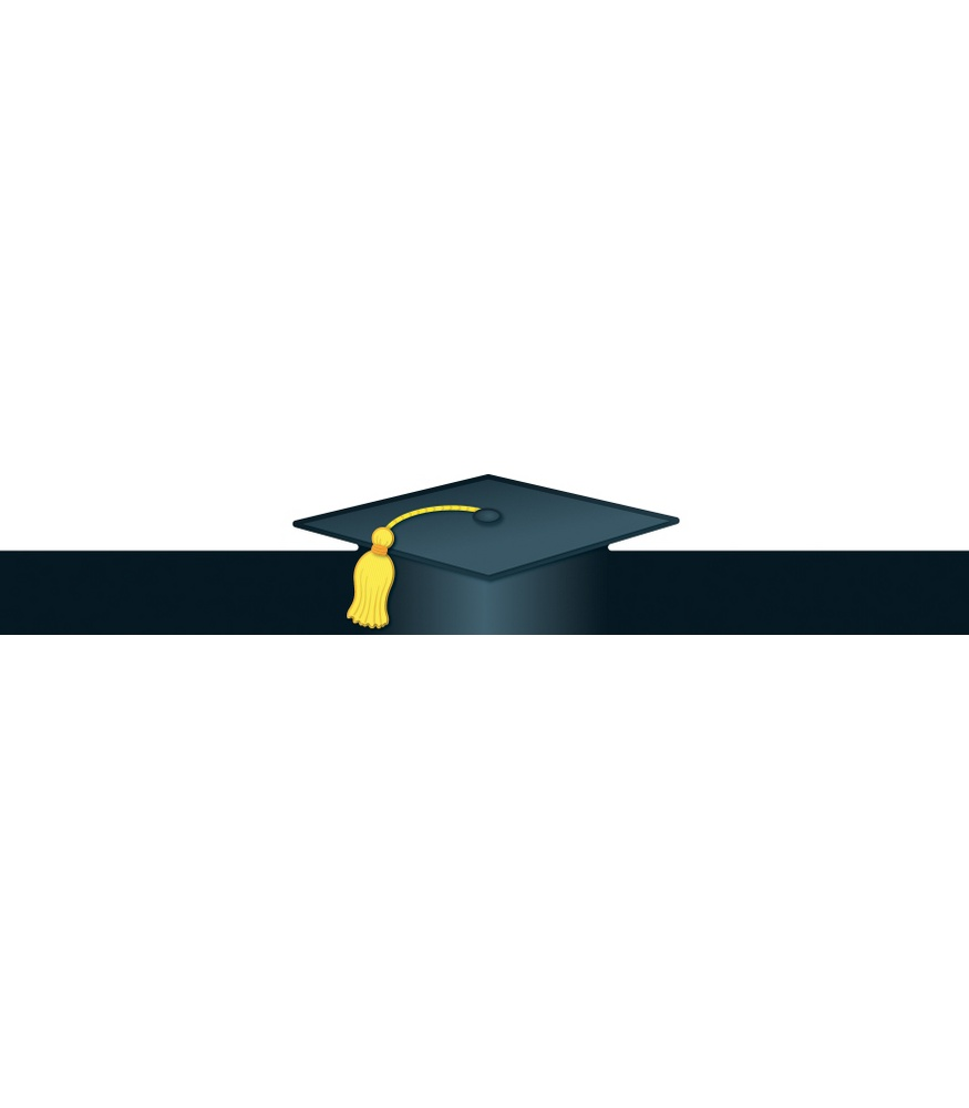 Best Graduation Border #11941 - Clipartion.com