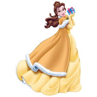 Princess cartoon Clipart