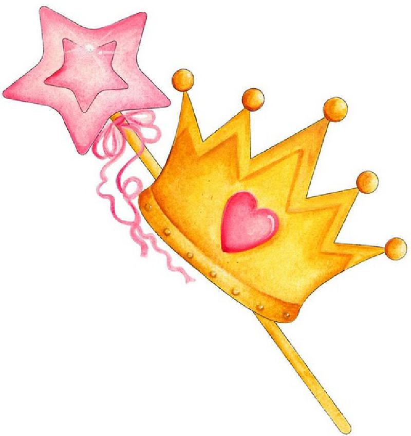 Princess Tiara Crown Clip Art Invitation Samples Blog