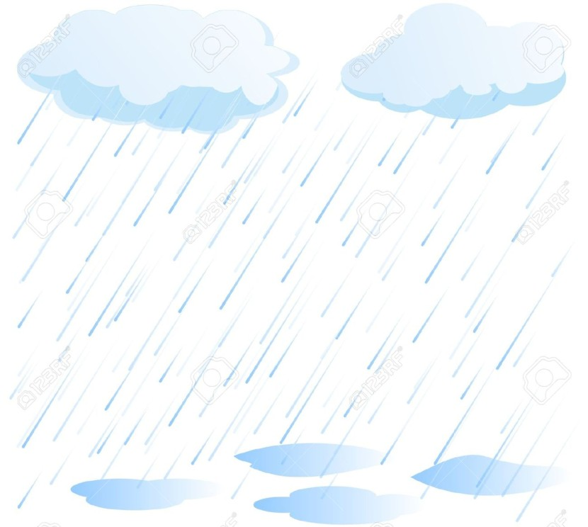 Rain Vector Royalty Free Cliparts Vectors And Stock Illustration