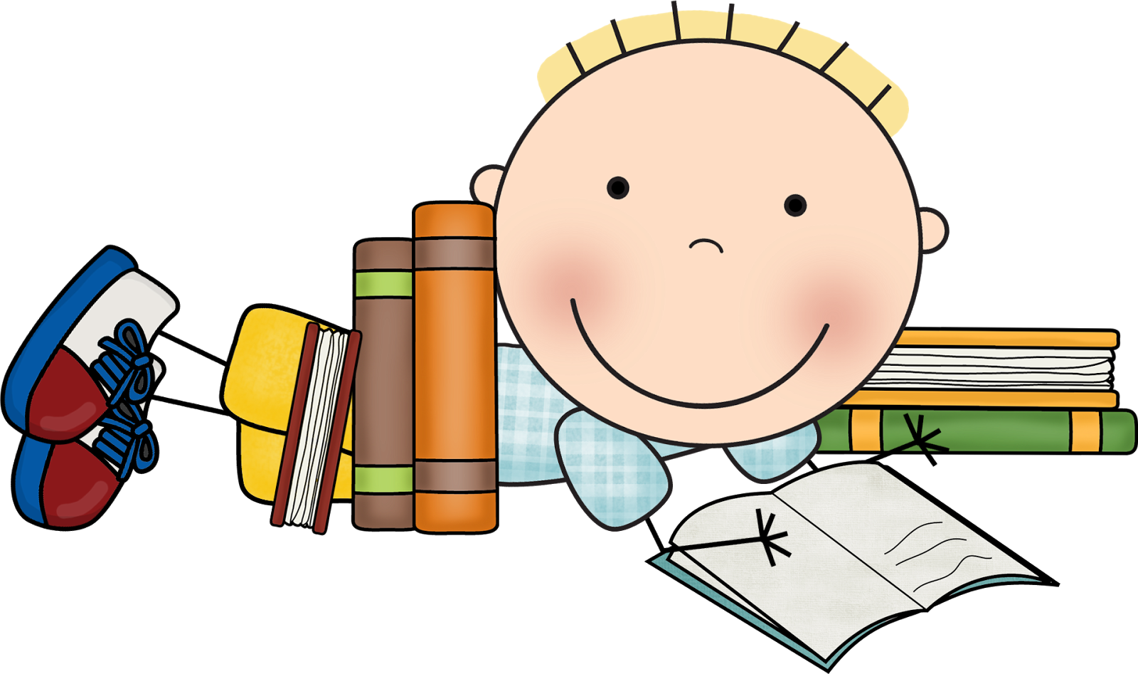 Guided Reading Clipart #14493