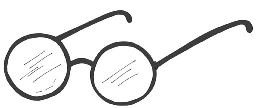 Reading Glasses Clipart Free Clipart Images