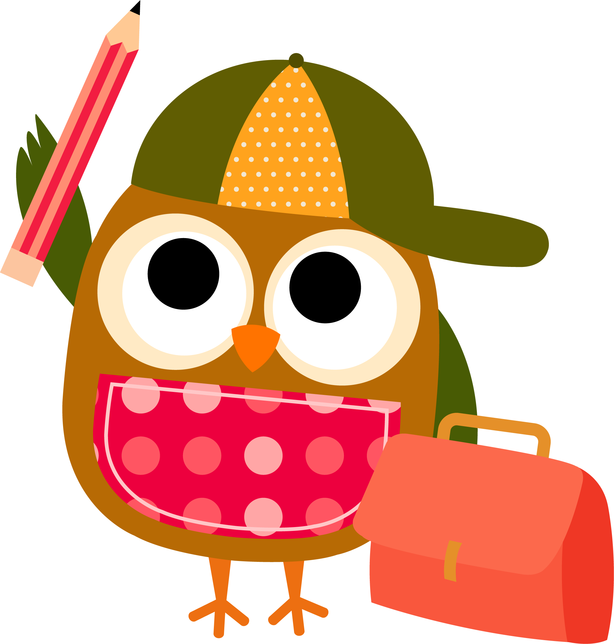 Reading Owl Writing Clipart Free Clip Art Images
