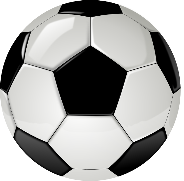 Real Football Ball No Shadow Clipart Free Clip Art Images