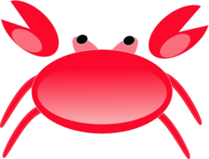 Red Crab Clipart Free Clipart Images