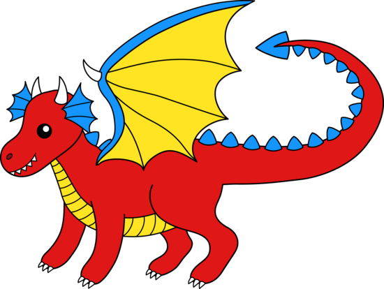 Red Dragon Clipart Free Clip Art Images