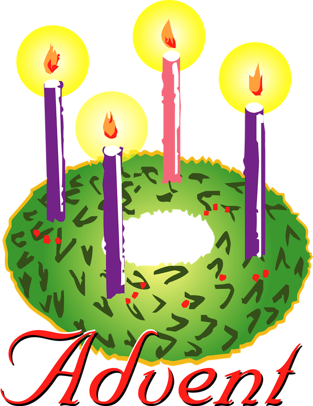 Religious Advent Clipart Free Clipart Images