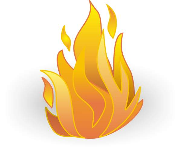 fire clipart free download - photo #48