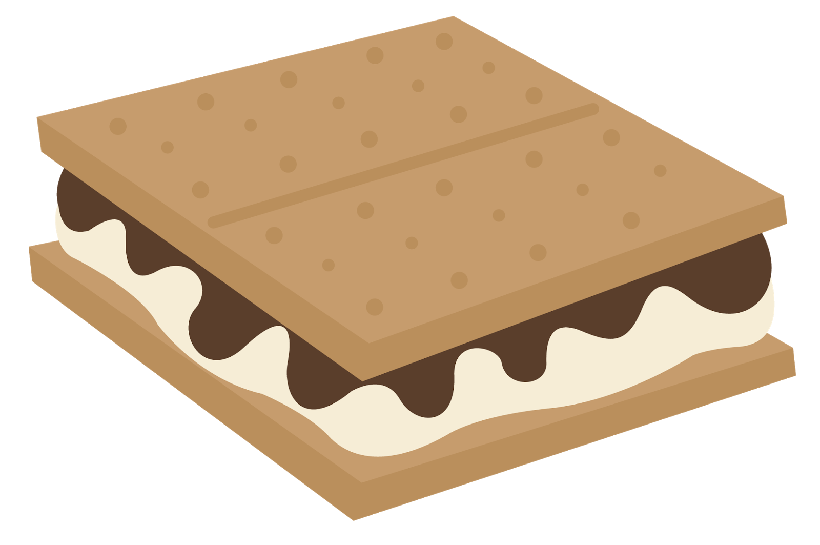 Roasting Smores Clipart Gallery