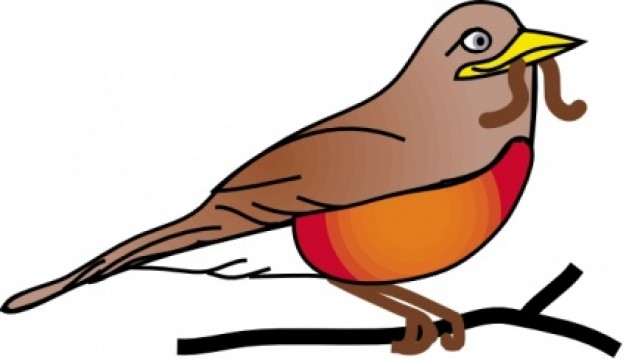 Robin Clip Art Free Clipart Images