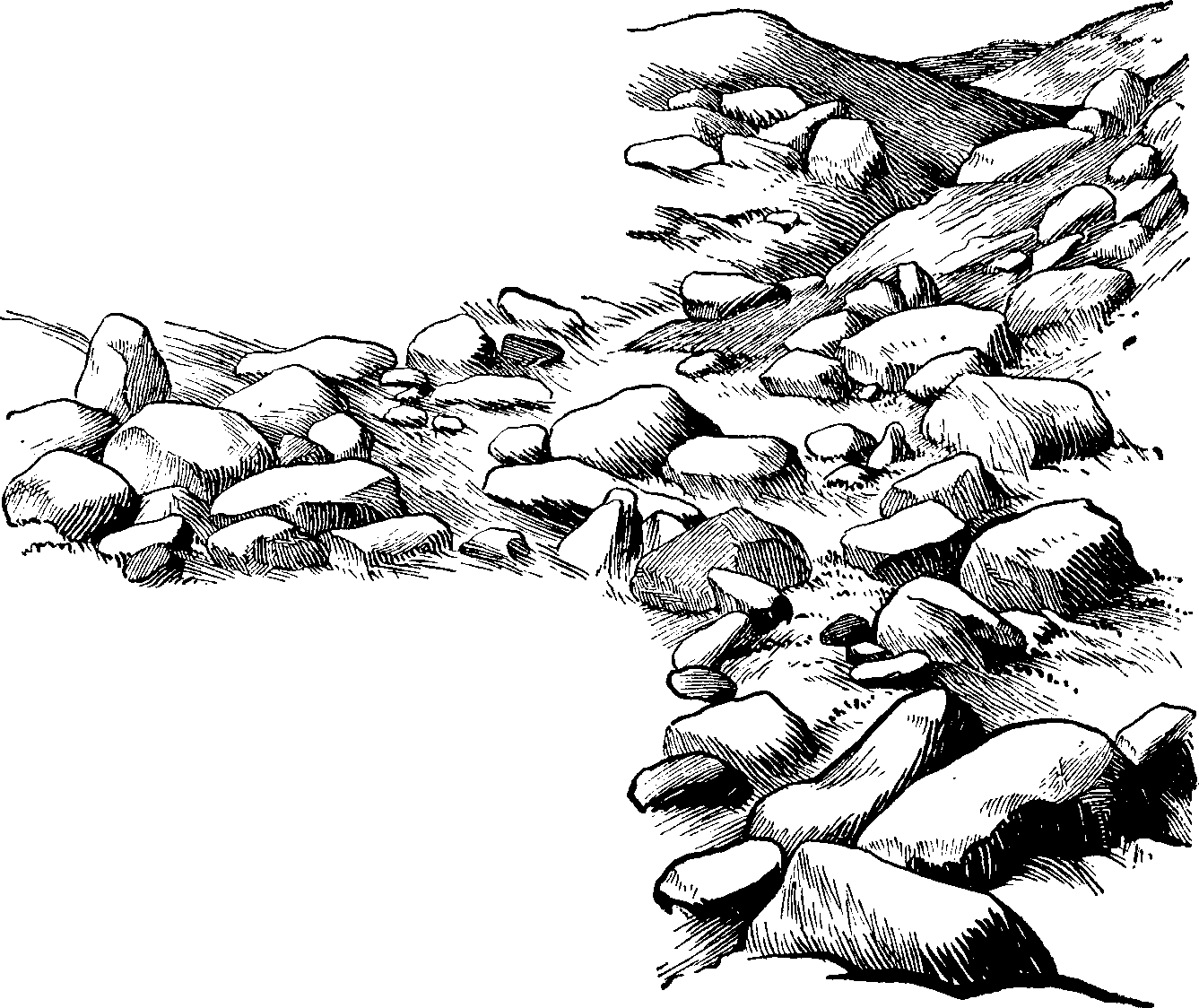 Rock Clipart Black And White Free Clipart Images